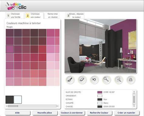 simulation couleur chambre simulation de couleurs en ligne décoration stinside