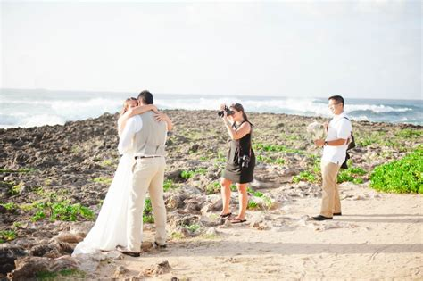 Photographing A Wedding In Hawai'i