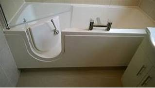 Disabled Bathroom by Disabled Walk In Bath Installation In Fife Scotland New Age Kitchens And Ba
