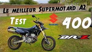 Suzuki Permis A2 : le meilleur supermotard pour le permis a2 suzuki drz 400 sm youtube ~ Medecine-chirurgie-esthetiques.com Avis de Voitures