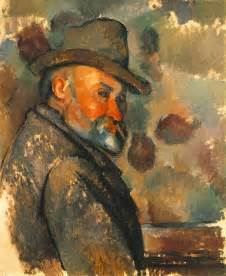 Cezanne Peintre by Autoportrait Avec Chapeau Mou Paul C 233 Zanne