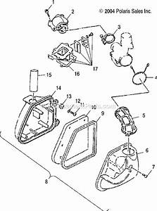 29 Polaris Sportsman 90 Parts Diagram