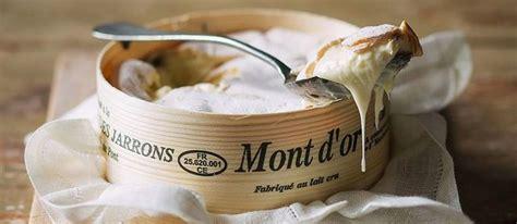 un chef un produit le mont d or ce quot fromage de partage quot le point