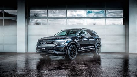 ABT Volkswagen Touareg 2018 4K Wallpaper | HD Car ...