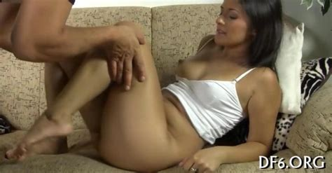 Amateur Brunette Spreads Her Legs For A Missionary Style