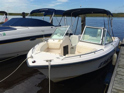 Grady White Tournament Boats by Grady White Tournament 192 2002 For Sale For 17 900