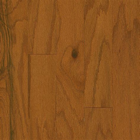 Bruce Engineered Hardwood Flooring Gunstock Oak by Bruce Plano Oak Gunstock 3 8 In Thick X 5 In Wide X