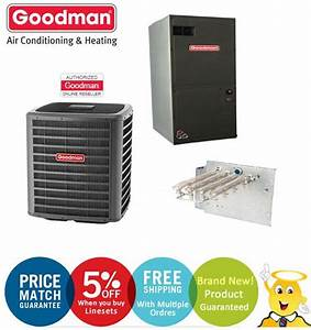 Manual And Guide For 2 Ton Goodman Seer 14 Air Conditioner