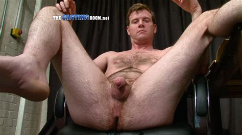 Amateur Straight Hairy British Guy In Suit First Audition