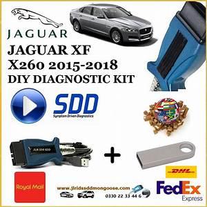 Jaguar Xf X260 2015