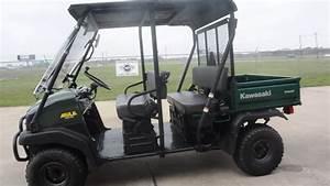 2007 Kawasaki Mule 3010 Trans 4x4
