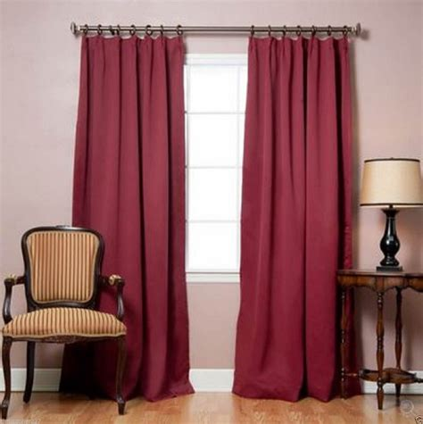 Thermal Lined Curtains Nz by Home Blackout Windows Curtains Insulated Treatments Patio
