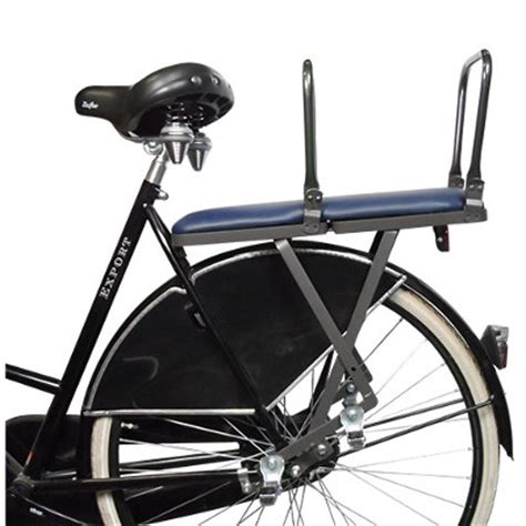 siège pour le transport de 2 enfants à vélo