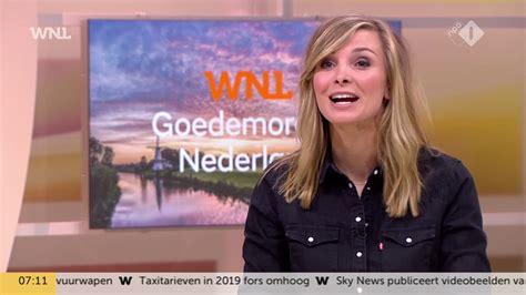 welmoed sijtsma eerste uitzending wnl goedemorgen nederland door welmoed sijtsma op donderdag