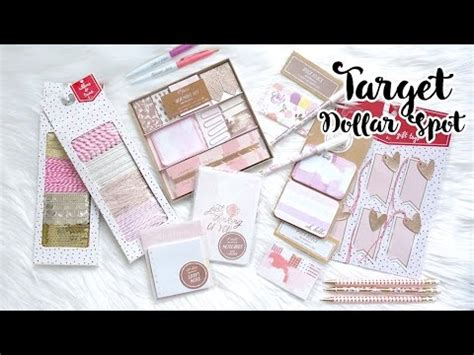 Target Dollar Spot New Collection Haul!  Charmaine Dulak