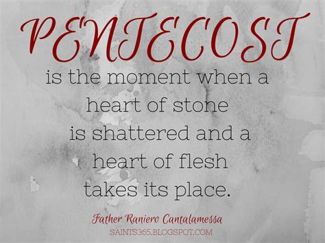 pentecost sunday quotes sayings quotesgram