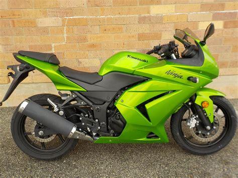 2012 Kawasaki Ninja 250r For Sale