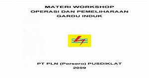 Materi Workshop Ophar Gi  Pusdiklat Versions Pemeliharaan