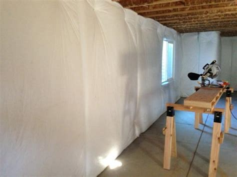 Basement Insulation and Exterior Wall Framing