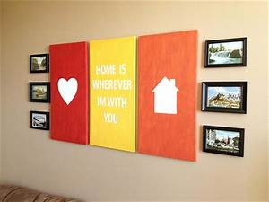 Amazing, Diy, Canvas, Painting, Ideas, For, Your, Home