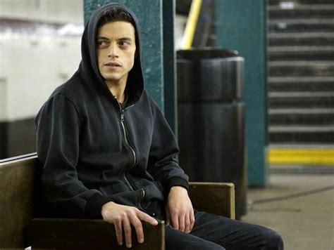 Robot Rami Malek Talks Season Trust More