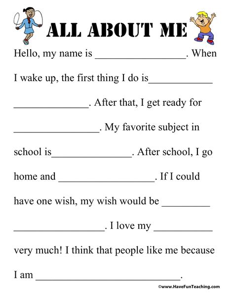 Back To School Printable Worksheets For Kindergarten  Back To School Free Printables Kids