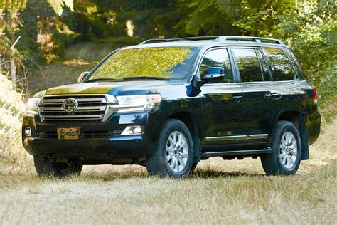 2017 Toyota Land Cruiser Suv Pricing & Features