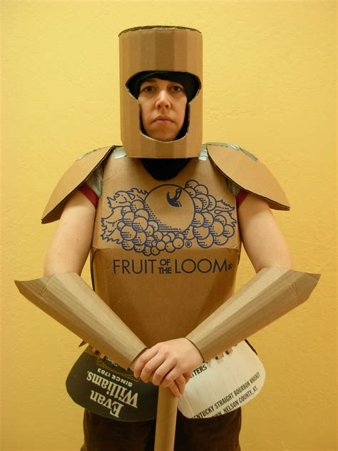cardboard armor 15 costumes that artfully used cardboard boxes cardboard box airplanes guff