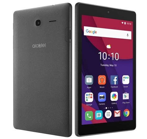 alcatel pixi 4 7 wifi and 4g tablets launched in india starting at rs 4499