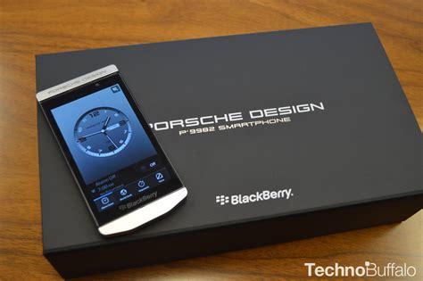 blackberry z10 4g lte blackberry porsche design p 39 9982 unboxing and on