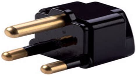 Ss415sa South Africa Universal Grounded Plug Adapter