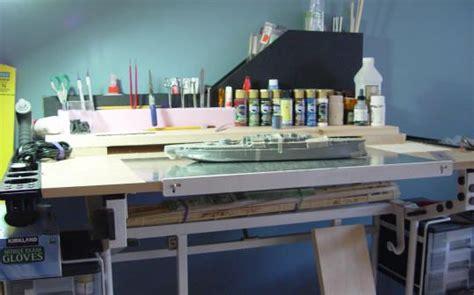 craftmaster table    hobby workbench