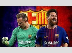 Messi và Ter Stegen, cột chống trời của Barca