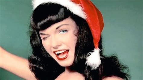 betty page under the christmas tree new releases bettie page reveals all heads to dvd fox news