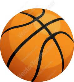Basketball Clip Art Orange