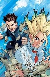 Dr Stone Manga Pictures