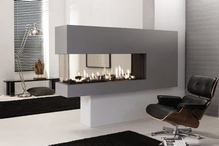 Luxury Modern Gas, Electric & Wood Fireplaces   European Home