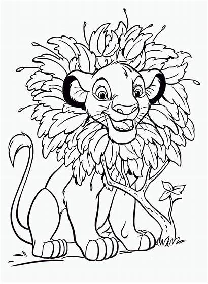 Coloring Pages Disney Fun Popular
