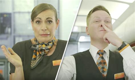 Easy Jet Cabin Crew Easyjet Reveals Secret Code Cabin Crew Use To Communicate