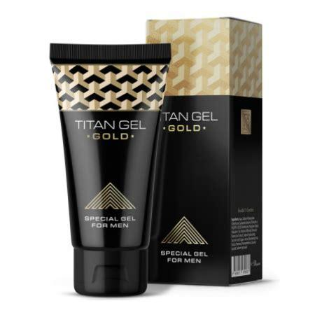 titan gel gold premium lubricant for men health and