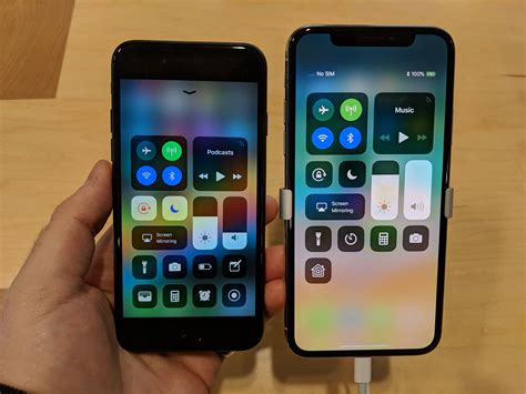 how to display battery percentage on iphone how to show iphone x battery percentage macworld uk