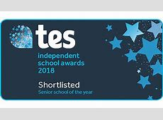 RGS shortlisted for School of the Year Award Reigate