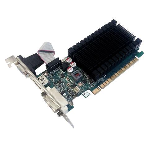 GeForce GT 710 2GB DDR3 - PNY Technologies