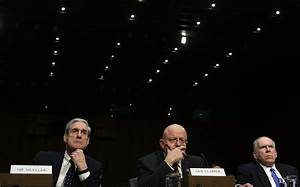 Senate Intelligence Committee Holds Hearing On Current And ...