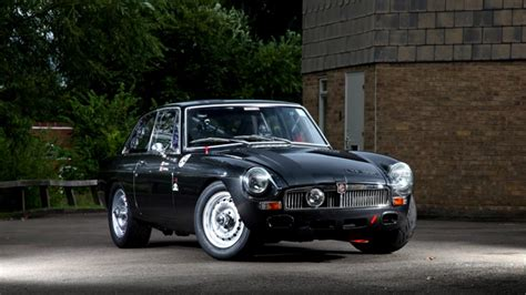 frontline drags mgb  st century top gear