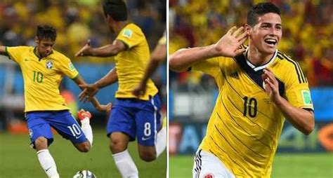 Chile faces colombia in a conmebol 2022 fifa world cup qualifier at the estadio nacional julio what : Brazil vs Colombia 2-1 Highlights Videos 2014 World Cup