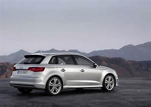 Audi Q4 Occasion : audi a3 sportback erste bilder das sieht audi hnlich ~ Gottalentnigeria.com Avis de Voitures