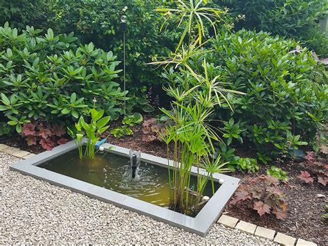 Garten Wässern Im Herbst by Referenzen Garten Garten Wasser Im Garten