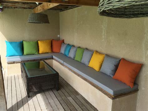 mousse canapé sur mesure coussin exterieur sur mesure coussin et matelas sunbrella
