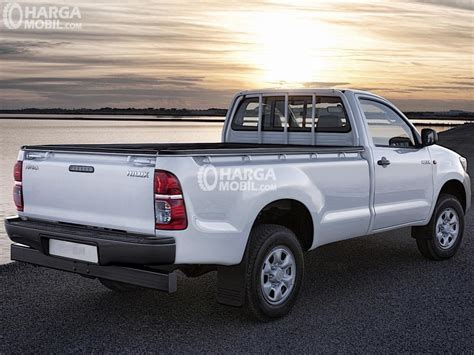 Gambar Mobil Toyota Hilux by Review Toyota Hilux 2015 Single Cabin Harga Dan